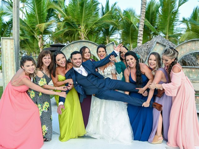 Marcos and Pollyana's Wedding in Punta Cana, Dominican Republic 53