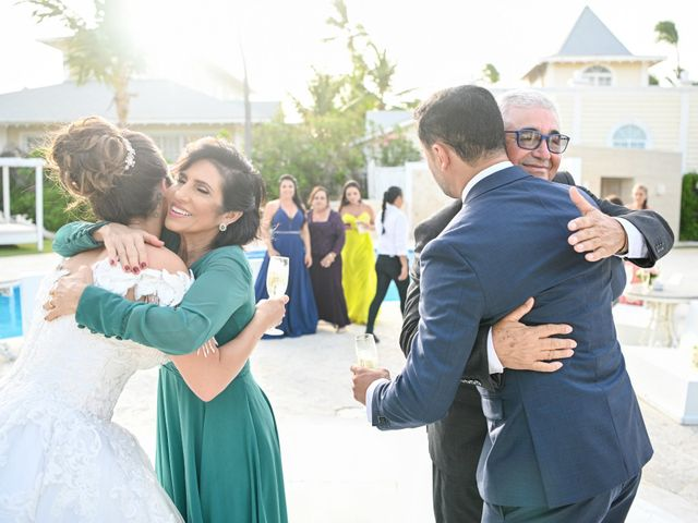 Marcos and Pollyana's Wedding in Punta Cana, Dominican Republic 62