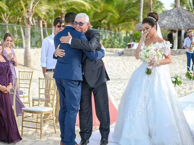 Marcos and Pollyana's Wedding in Punta Cana, Dominican Republic 66