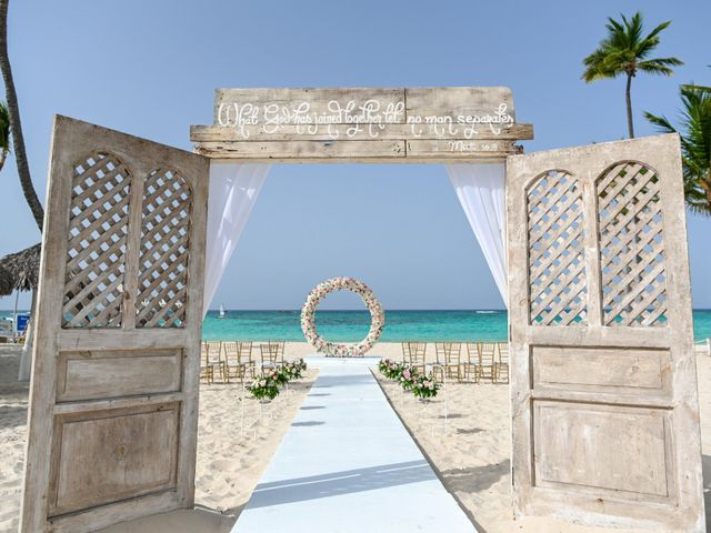 Marcos and Pollyana's Wedding in Punta Cana, Dominican Republic 81