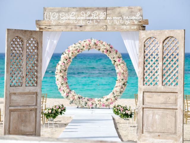 Marcos and Pollyana's Wedding in Punta Cana, Dominican Republic 111
