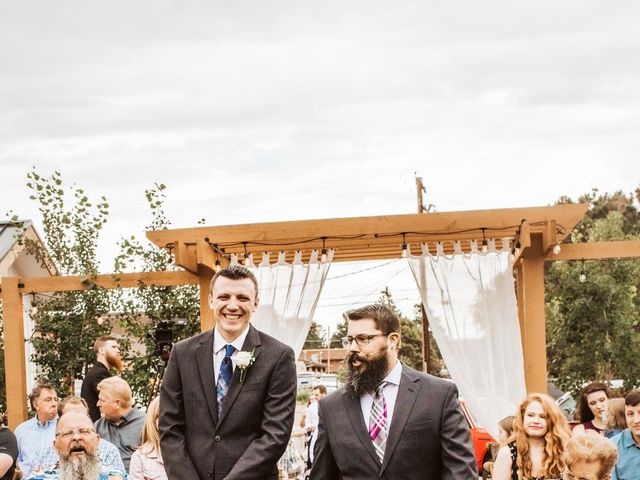 Seth and Jill's Wedding in Monument, Colorado 4