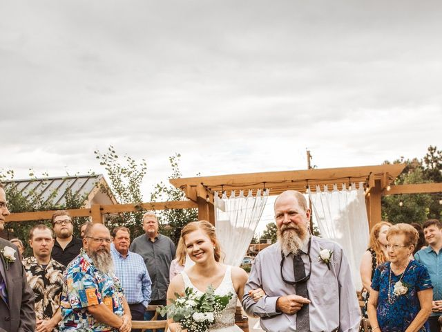 Seth and Jill's Wedding in Monument, Colorado 5