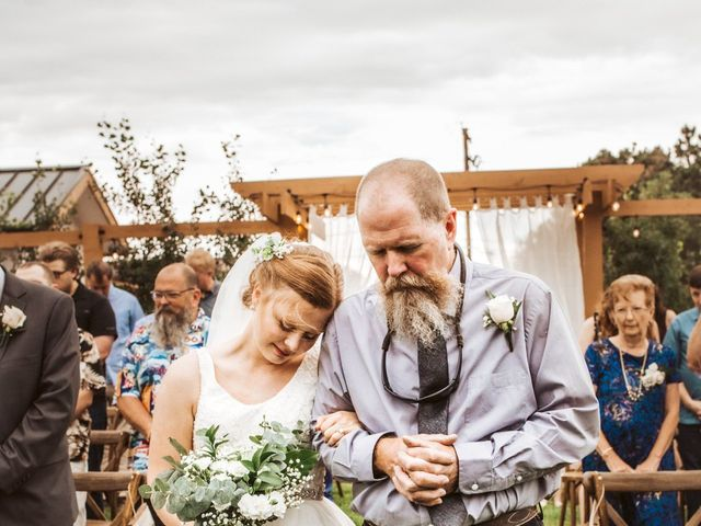 Seth and Jill's Wedding in Monument, Colorado 6