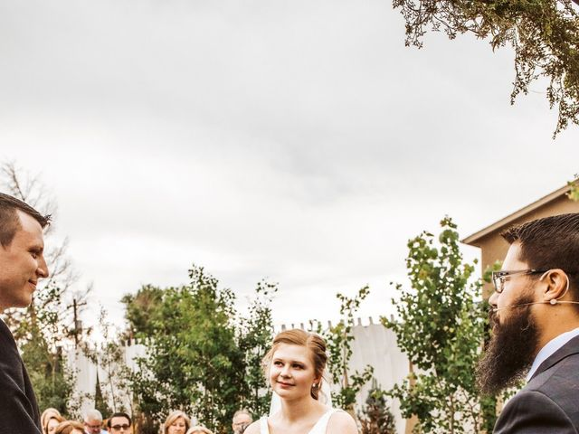 Seth and Jill's Wedding in Monument, Colorado 8