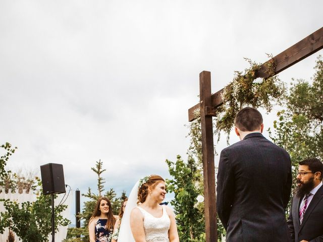 Seth and Jill's Wedding in Monument, Colorado 9