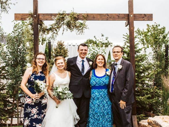Seth and Jill's Wedding in Monument, Colorado 11