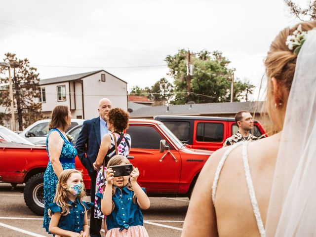 Seth and Jill's Wedding in Monument, Colorado 14