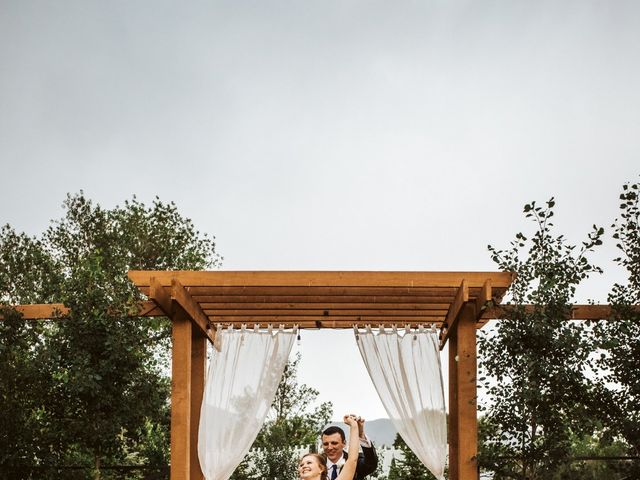 Seth and Jill's Wedding in Monument, Colorado 16