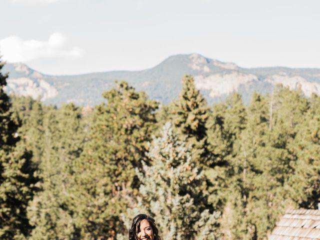 Sam and Diana's Wedding in Pine, Colorado 44