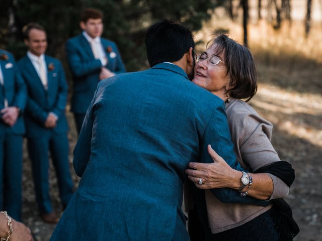 Sam and Diana's Wedding in Pine, Colorado 49