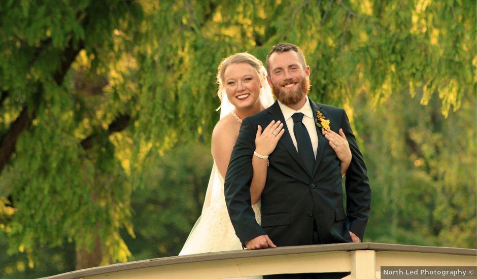 Megan and Taylor's Wedding in Greenwood, Indiana
