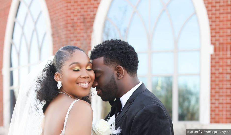 Khalil and Kelsey's Wedding in Upper Marlboro, Maryland