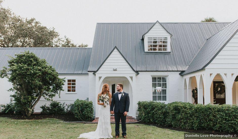Sam and Emma's Wedding in Fort Pierce, Florida