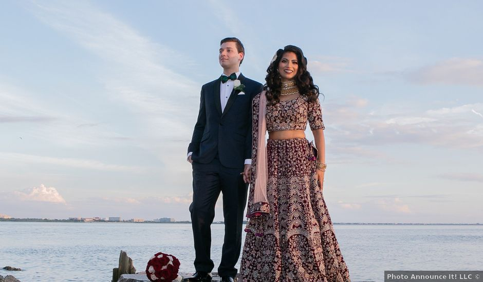 Troy and Sukhi's Wedding in Tampa, Florida