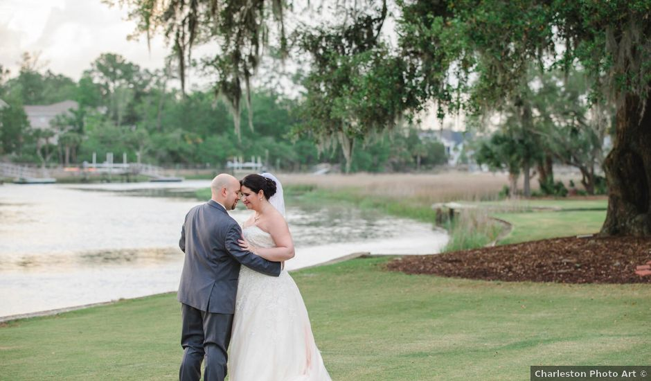 Matt and Amanda's Wedding in Charleston, South Carolina