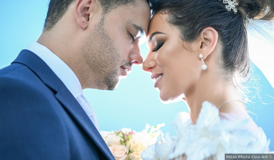 Marcos and Pollyana's Wedding in Punta Cana, Dominican Republic