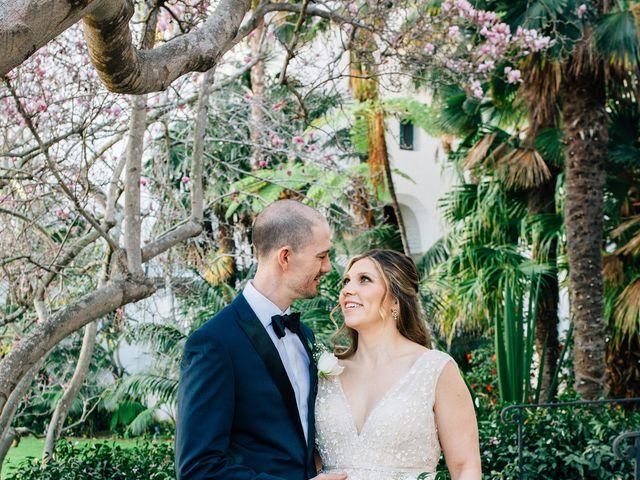 The wedding of Doug and Vanessa