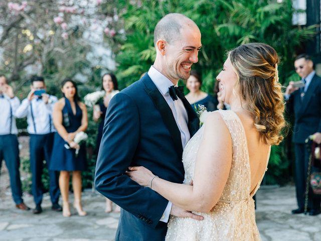 Vanessa and Doug's Wedding in Santa Barbara, California 5