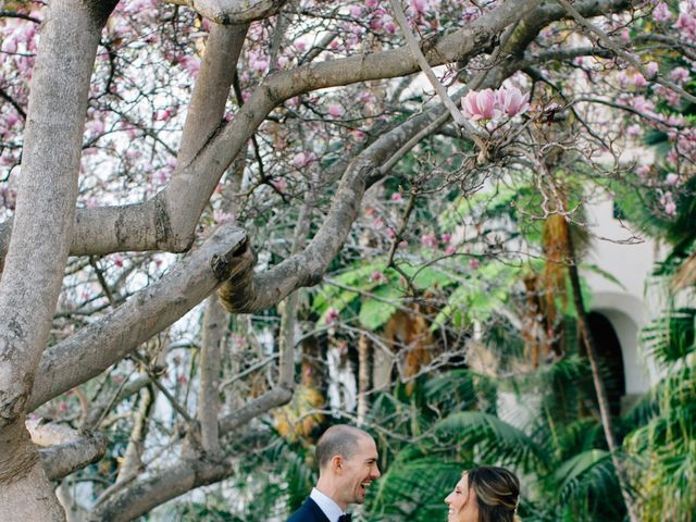 Vanessa and Doug's Wedding in Santa Barbara, California 12