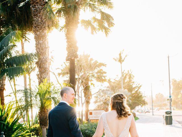 Vanessa and Doug's Wedding in Santa Barbara, California 13