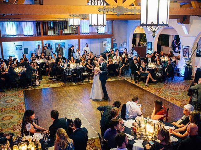 Vanessa and Doug's Wedding in Santa Barbara, California 18