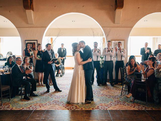 Vanessa and Doug's Wedding in Santa Barbara, California 11