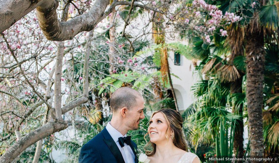 Vanessa and Doug's Wedding in Santa Barbara, California