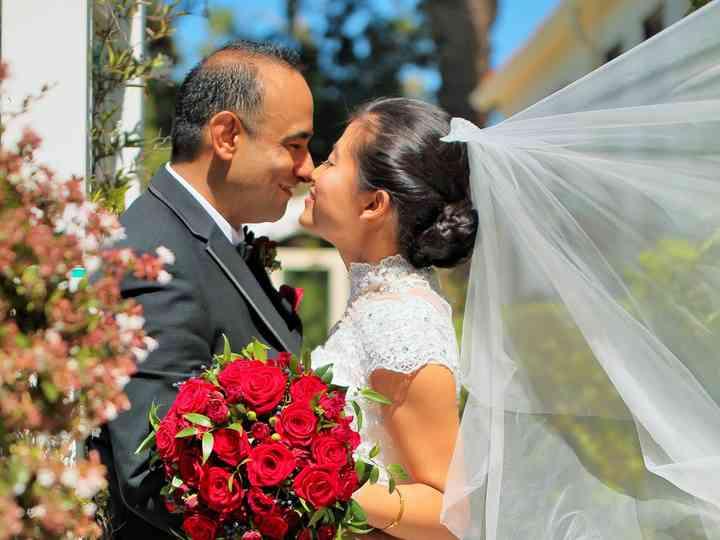 The wedding of Shasha and Daniel