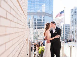 Grant and Amanda's Wedding in Chicago, Illinois 11