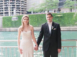 Grant and Amanda's Wedding in Chicago, Illinois 14