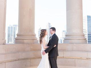 Grant and Amanda's Wedding in Chicago, Illinois 15