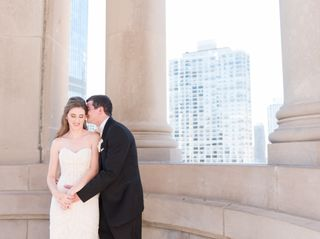 The wedding of Amanda and Grant