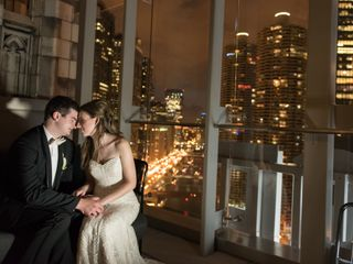Grant and Amanda's Wedding in Chicago, Illinois 19