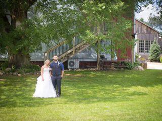 The wedding of Rachel and Donny 1