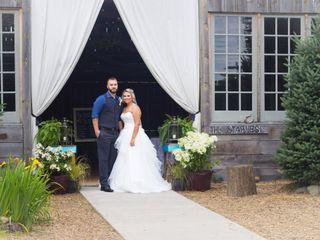The wedding of Rachel and Donny 2