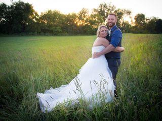 The wedding of Rachel and Donny