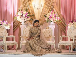 Taha and Hira's Wedding in Sterling, District of Columbia 3