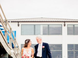 The wedding of Leigh and Nick 3