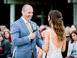 Nick and Leigh's Wedding in Long Branch, New Jersey 3