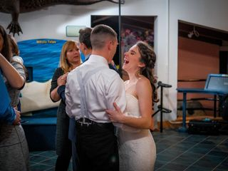 The wedding of Jackie and Ethan 3