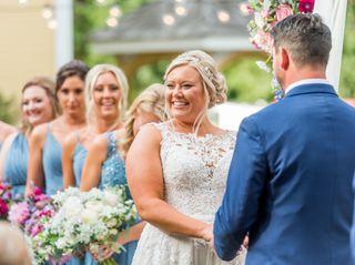 The wedding of Stephanie and Kenneth 1