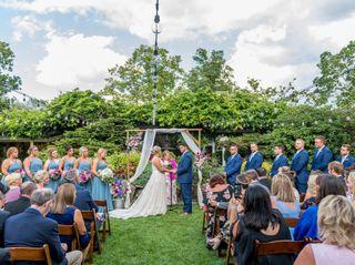 The wedding of Stephanie and Kenneth 3