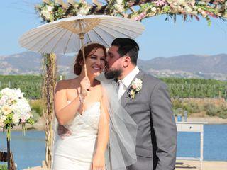 The wedding of Jose and Melanie