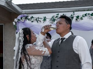 The wedding of Johnny and Xochilt 2