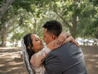 The wedding of Johnny and Xochilt 3