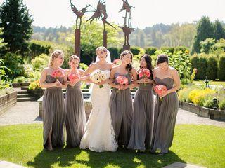 Rachel and Daniel's Wedding in Woodinville, Washington 3