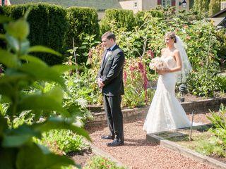 Rachel and Daniel's Wedding in Woodinville, Washington 8