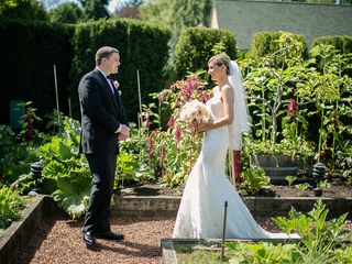 Rachel and Daniel's Wedding in Woodinville, Washington 9