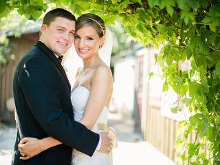 Rachel and Daniel's Wedding in Woodinville, Washington 10